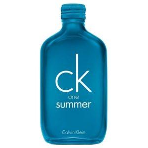 Ck One Summer, entre mer et sérénité