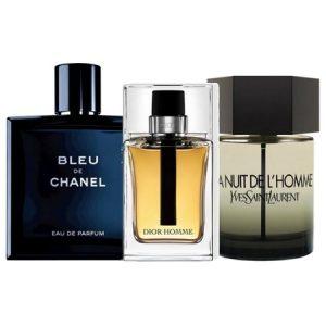 Les 10 parfums homme préférés des femmes en 2018