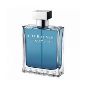 Chrome United, une fragrance généreuse aux embruns épicés