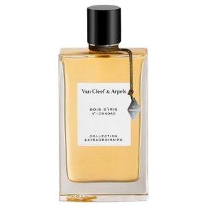 Les notes douces, boisées et ambrées de Bois d'Iris