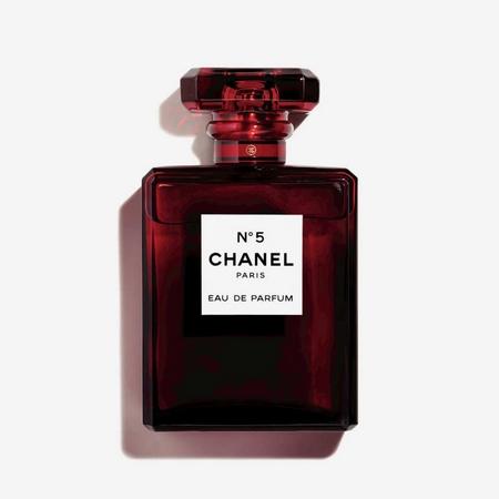 Chanel Nouvelle édition limitée N°5 Red Editions