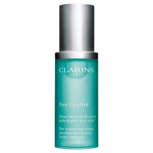 Le nouveau Sérum Clarins Pore Control Réducteur de Pores