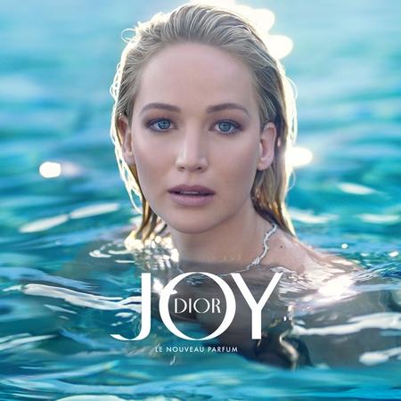 Joy de Dior : la pub avec Jennifer Lawrence