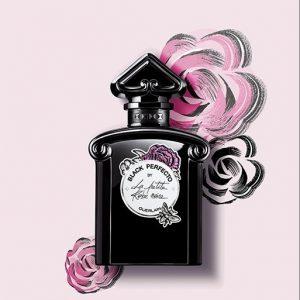 La pub Guerlain La Petite Robe Noire Black Perfecto Florale