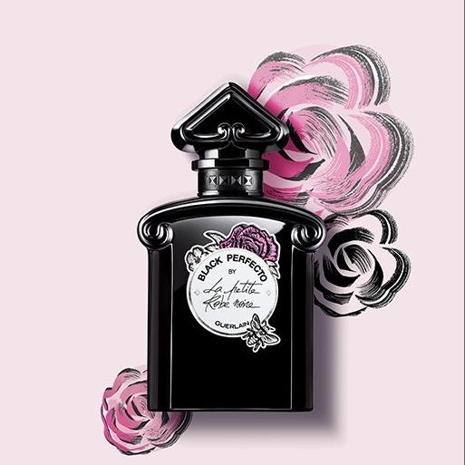 e9289ce5822 La pub Guerlain La Petite Robe Noire Black Perfecto Florale - Prime ...