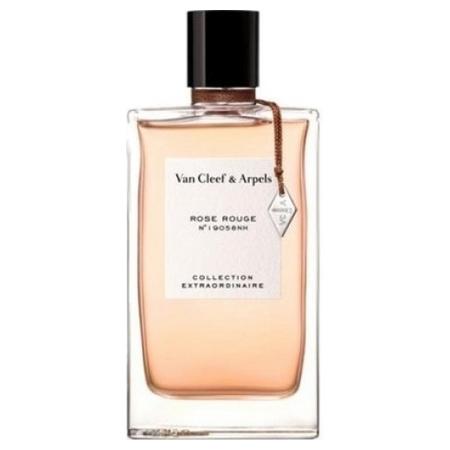 Rose Rouge, le nouveau parfum Van Cleef & Arpels
