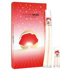 Nouveau coffret Kenzo : Flower Eau de Lumière