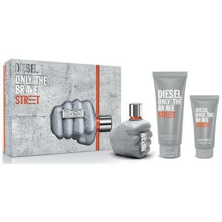Only The Brave Street, le nouveau coffret de parfum Diesel