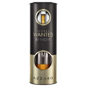 Wanted by Night, le nouveau coffret de parfum Azzaro