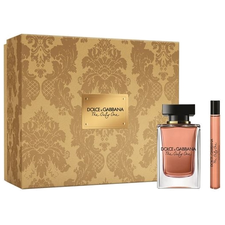 The Only One un coffret du nouveau parfum Dolce Gabanna