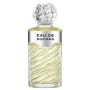 Les différents parfums de Eau de Rochas