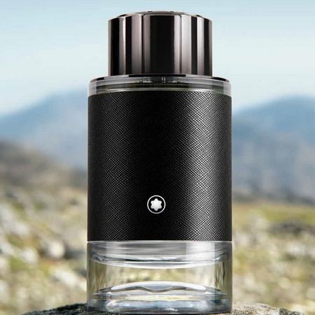 Nouveau parfum Explorer de Montblanc