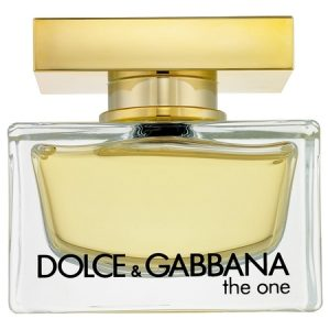 Les différents parfums The One Dolce & Gabanna