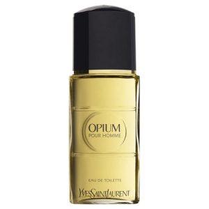 Opium pour Homme Eau de Toilette, une version plus légère que l'Eau de Parfum