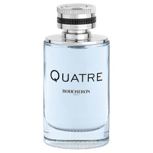 Quatre for Men, le charisme poussé à son apogée