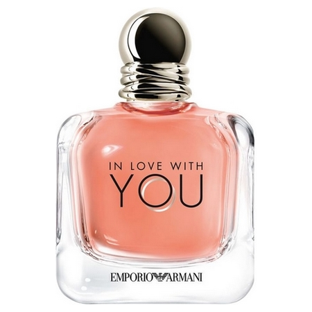 In Love with You, le nouveau parfum féminin Armani