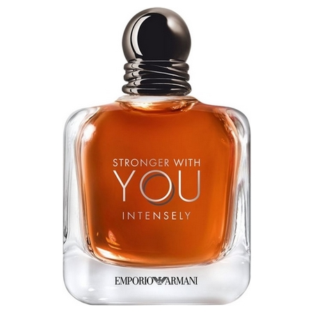 Nouveau parfum Stronger with You Intensely d'Armani
