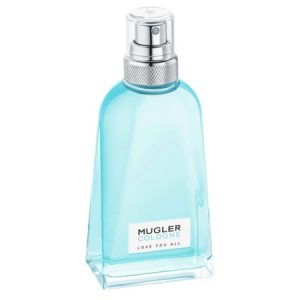 Love You All la nouvelle Cologne Mugler