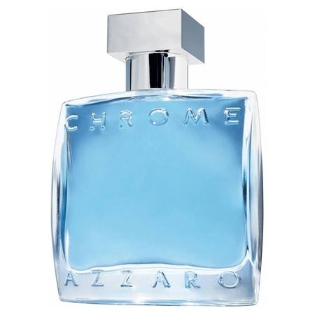 Recevoir le parfum Chrome à Noël