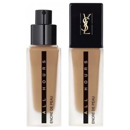 Les différents Fonds de Teint Fluides Yves Saint Laurent