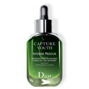 Nouveau sérum revitalisant Intense Rescue Capture Youth