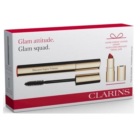 Nouveau coffret Supra Volume mascara Clarins