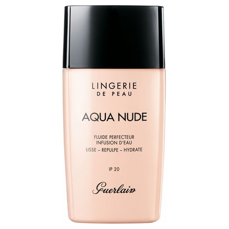 Fond de Teint Aqua Nude de Guerlain