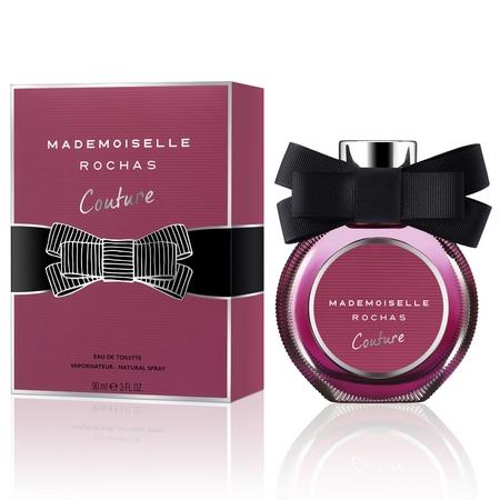 Parfum Mademoiselle Rochas Couture Flacon et étui
