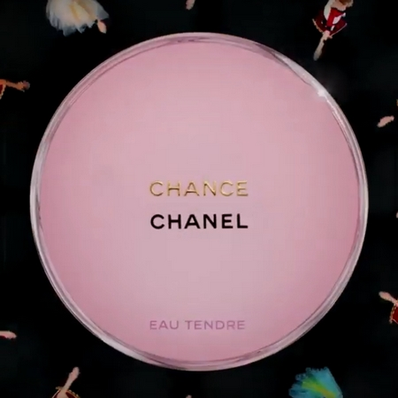 Nouvelle pub Chanel Chance Eau Tendre Eau de Parfum