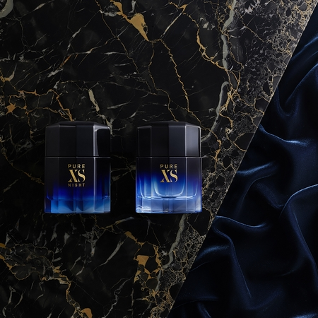 Le duo des parfums Pure XS Homme