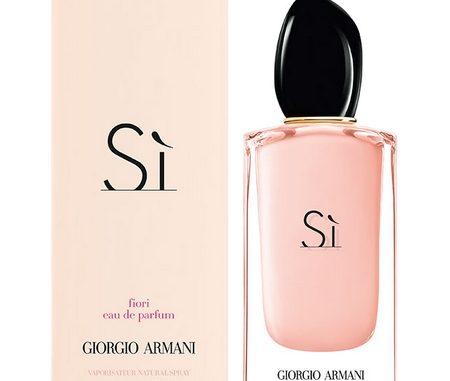 FioriLe Nouveau Si Pour Parfum Femme Beauté Armani Prime kiwTOXZuPl