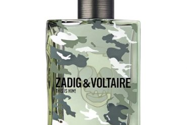 Nouveau parfum This Is Him ! No Rules Zadig & Voltaire
