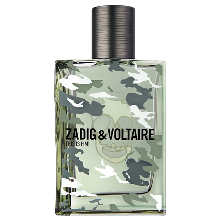 Nouveau parfum This Is Him ! No Rules Zadig & Voltaire