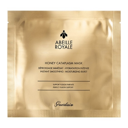 Nouveau soin Abeille Royale Honey Cataplasm Mask