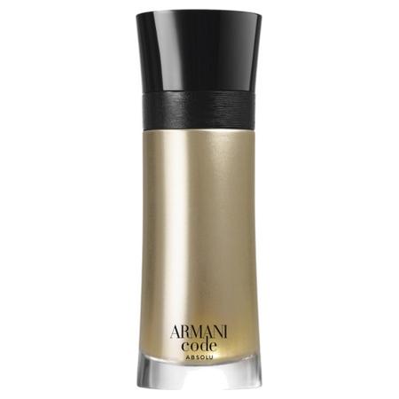 Nouveau parfum Armani Code Absolu