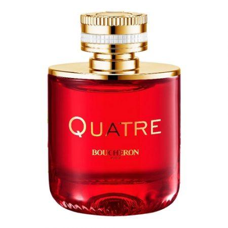 Quatre en Rouge, le nouveau parfum Boucheron