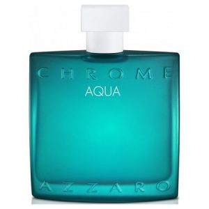 Chrome Aqua, Azzaro réivente son parfum Chrome