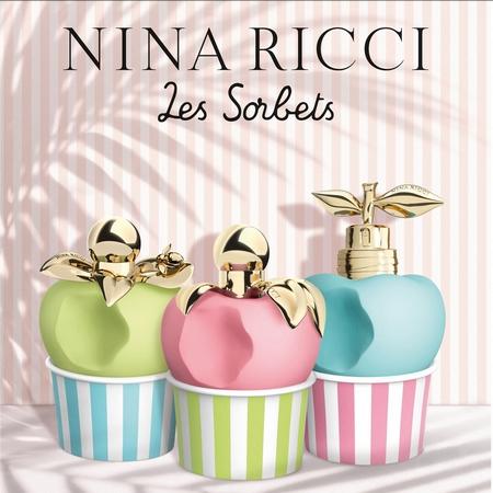 Parfums les Sorbets de Nina, Luna et Bella