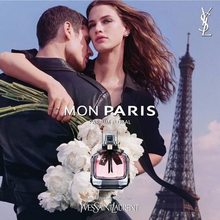 Pub Mon Paris YSL Parfum Floral