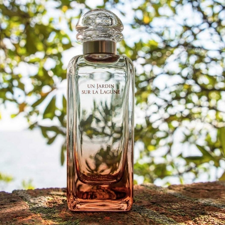 Nouveau parfum Un Jardin sur la Lagune