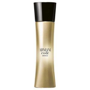 Le nouveau Code Absolu pour Femme Armani