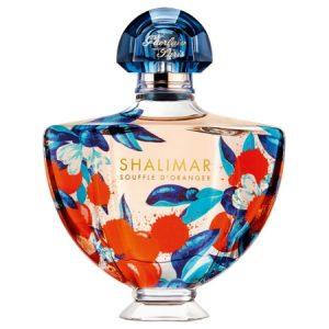 Nouveau parfum Shalimar Souffle d'Oranger