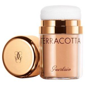 Terracotta Touch, la nouvelle poudre libre Guerlain