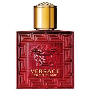 Eros Flame, le dernier parfum masculin Versace