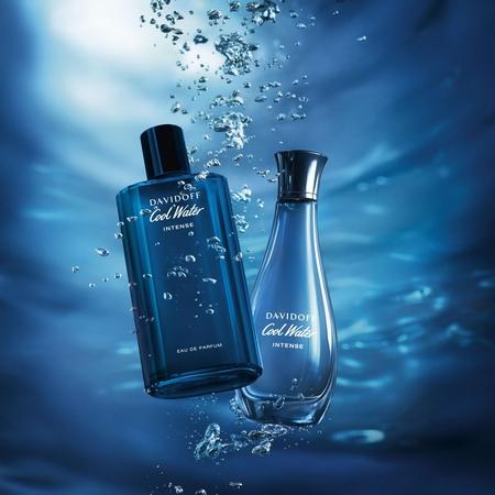 Les parfums Cool Water Intense Homme et Femme