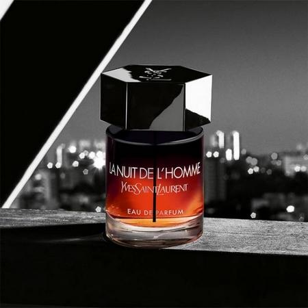 Flacon de l'Eau de Parfum