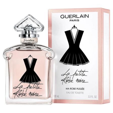 Flacon et étui du parfum La Petite Robe Noire Plissée