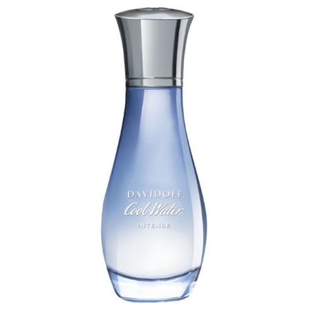 Une nouvelle version Intense du parfum Cool Water For Her de Davidoff