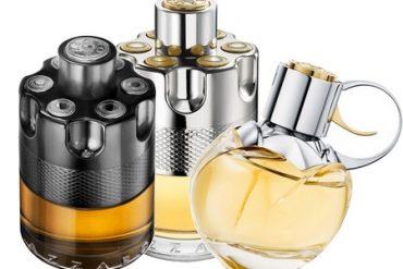 Les différents parfums Azzaro Wanted d'Azzaro