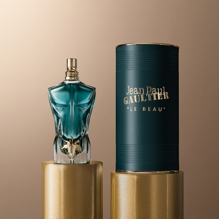 Nouveau parfum Le Beau de Gaultier